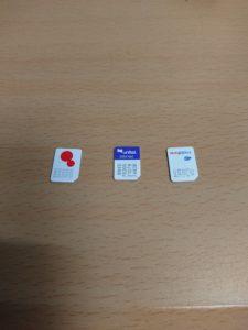 海外格安SIMの画像