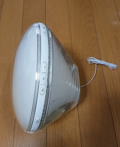 Philips Wake-Up Light HF3520の画像